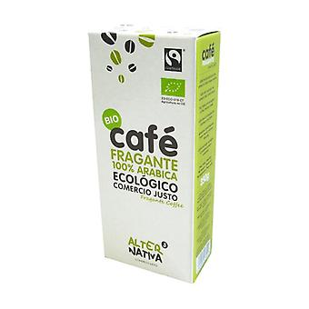 100% biologische Arabica ground coffee 250 g
