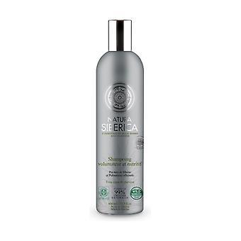 Volumizing & Nutritious Shampoo All Hair Types 400 ml
