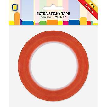 JEJE Produkt Extra Sticky Tape XL 6mm