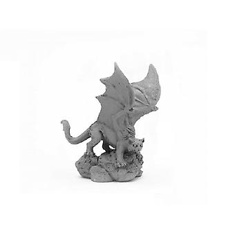 Reaper Dark Heaven Legends 03977 - Mercurix Winged Cat