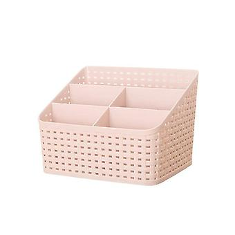 Makeup, Skincare, Lipstick, Jewelry Case Organizer Box For Desk