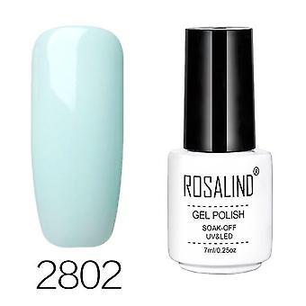 Hybridní vše pro manikúru semi permanant UV Nail Art Prime Gel lak na nehty