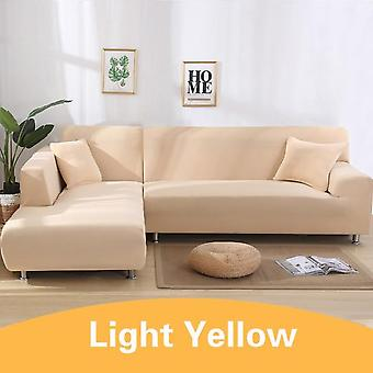 Elastic Sofa Cover For Living Room Universal Case Sofa Home Sectional Couch Covers Spandex Stretch Sofa Cover Seater