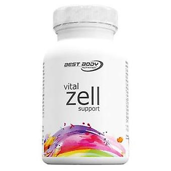 Best Body Nutrition Vital Zell Support 100 Units