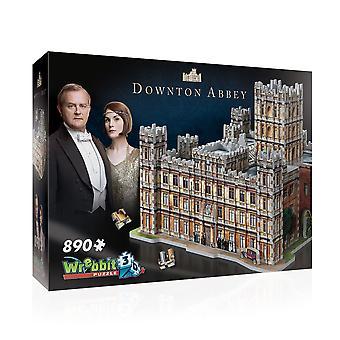 3D puzzle - downton abbey -  890 pieces