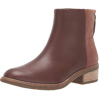 SPERRY Women's Maya Belle Leather/Croco Boots