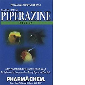 Piperazine solution (Poultry) 500ml