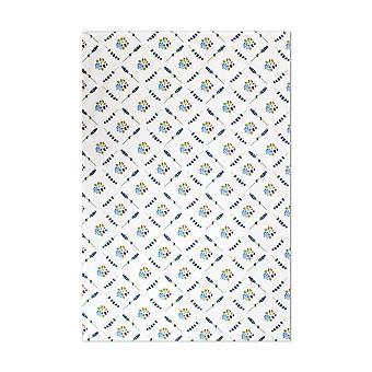 Julie Dodsworth Folklor Tea Towel