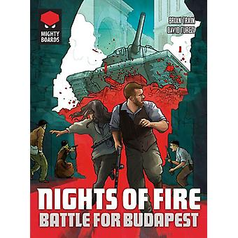 Nights of Fire Battle for Budapest