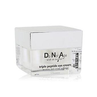 Do Not Age Triple Peptide Eye Cream 15g of 0.5oz