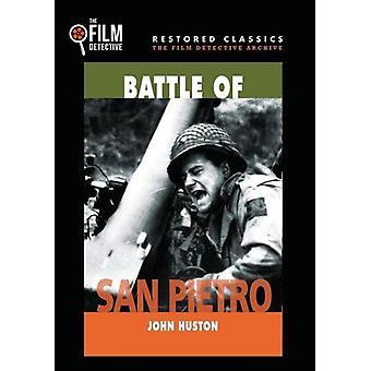 Battle of San Pietro [DVD] USA import