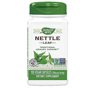 Nature's Way Nettles, 435 MG, 100 Caps