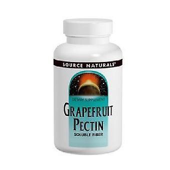 Source Naturals Grapefruit Pectin, 1000 mg, 60 Tabs