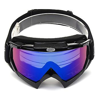 Windproof Sunglasses Snowboard Bike Motorcycle Eyewear Skiing Anti-fog Goggles