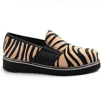 Slip On Da Donna Philosophy In Cavallino Animalier