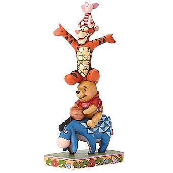 تقاليد ديزني التي بناها Eeyore الصداقة، بو، تيجر و Piglet