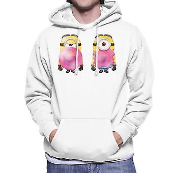 Despicable Me Minion Bubble Gum Pop Men's Moletom Encapuzado