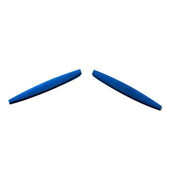 استبدال المطاط كيت ل Oakley M إطار سلسلة Earsocks الأذن سوك معبد الأزرق