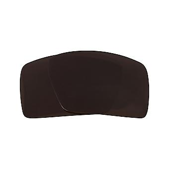 Polarized Replacement Lenses for Oakley Eyepatch 1 Sunglasses Anti-Scratch Brown