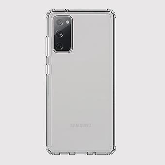 Clear samsung galaxy s20 fe  case