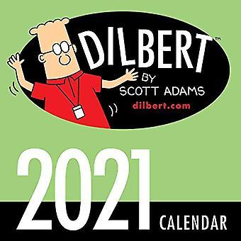 Dilbert 2021 Mini seinä kalenteri