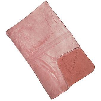 Malini Cosy Throw, Blush 150 x 200cm