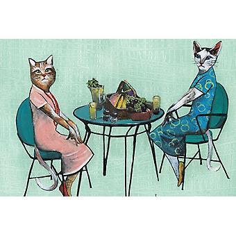 Fancy Cats -kortti