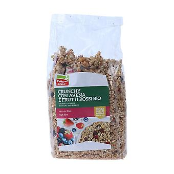 Crunchy with oatmeal and red berries 375 g