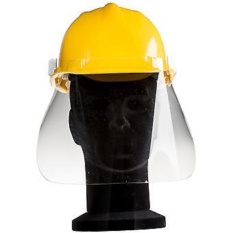 Portwest Unisex Adult 300 Micron Helmet Visor