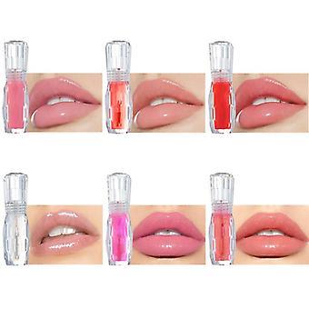 Feuchtigkeitsspender Plumper Lips Gloss Langanhaltend Sexy Große wasserdichte Lipgloss Flüssigkeit