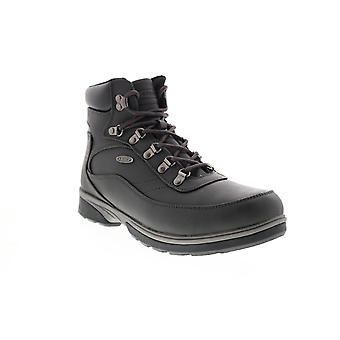 Lugz Summit  Mens Gray Synthetic Lace Up Casual Dress Boots