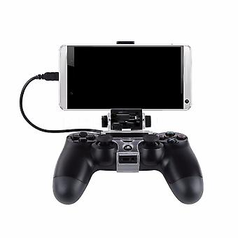 Game Controller Holder Phone Clamp Smart Clip Bracket With Otg Cable