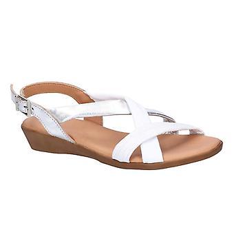 Riva Womens/Ladies San Nicola Buckled slingback sandal