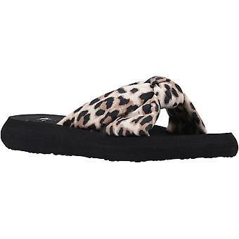 Rocket Dog Femmes Slade Veeno Leopard Flip Flop Sandals