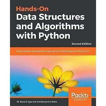 التدريب العملي على هياكل البيانات والخوارزميات مع بيثون -- كتابة معقدة