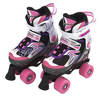 Blindside quad skate 1-3 (uk) pink/purple