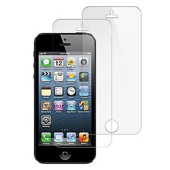 Iphone 5s & 5se Screen Guard (impact Series) *2 Pack*