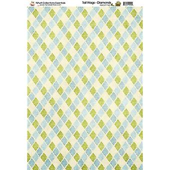 Nitwit Collection - TW Diamond Paper A4 10 Sheets