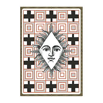 Christian Lacroix Poker Face A5 Layflat by Designed by Christian Lacroix