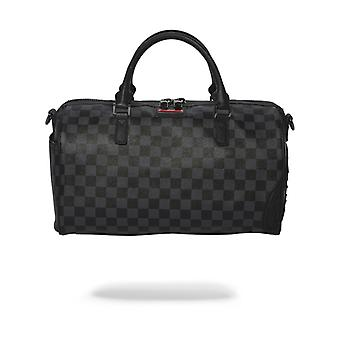 Sprayground Henny Black Mini Duffle Bag