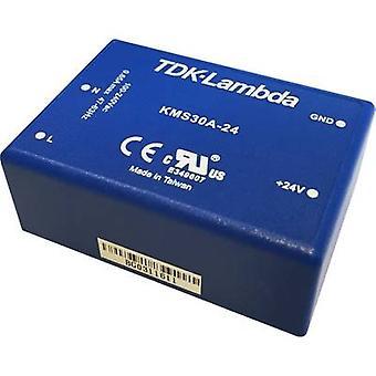 TDK-Lambda AC/DC PSU (print) 24 V 1.25 A 30 W