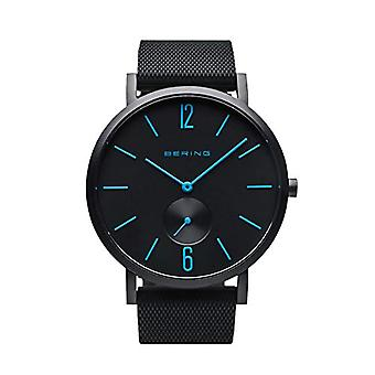 BERING Analogueic Watch Unisex Quartz with Silicone Strap 16940-499