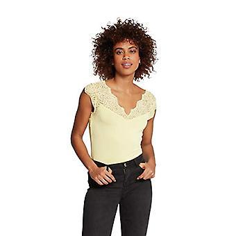 Morgan Tshirt Deno T-Shirt, Corn, S/High Woman