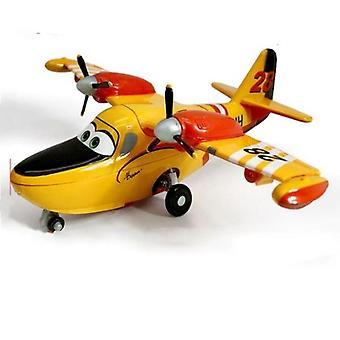 Original Disney Pixar Aircrafts- Metal Diecast Model Toy