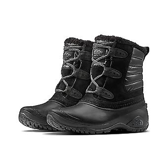 The North Face Womens Shellista II Faux Fur Closed Toe Ankle Cold Weather Boots