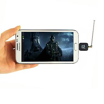 1 Pc Mini Micro Usb Dvb-t Digital Mobile Tv Tuner Receiver For Android 4.1-5.0
