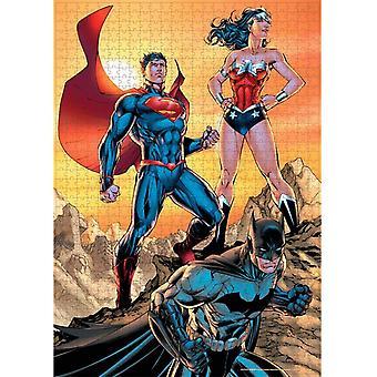 DC Comics - Justice League - 1000 piece puzzle