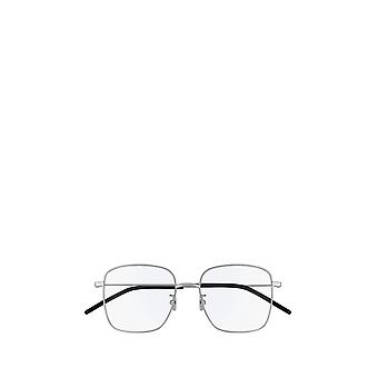 Saint Laurent SL 314 silver female eyeglasses