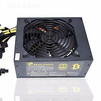 Madencilik Makinesi için 2000w Psu Atx Bilgisayar Güç Kaynağı