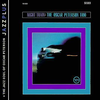 The Oscar Peterson Trio – Night Train & The Jazz Soul Of Oscar Peterson CD